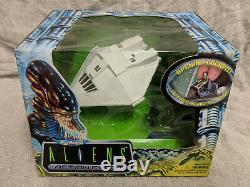 Aliens Action Fleet Narcissus Micro Machines 1996 Galoob