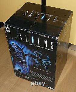 Aliens Alien Queen Signature Statue Palisades Statua Numerata N°414 DI 1500