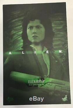 Aliens Ellen Ripley 1/6 Scale Figure Hot Toys Sigourney Weaver MIB