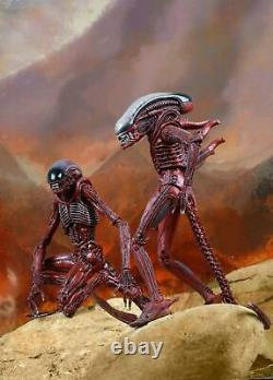 Aliens Genocide Big Chap & Dog Alien 7 Action Figure 2 Pack NECA Free Shipp