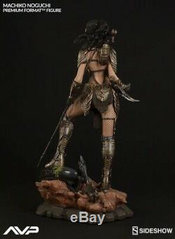 Aliens Predator AVP SIDESHOW MACHIKO NOGUCHI Premium Format EXCLUSIVE statue