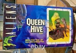 Aliens Queen Hive
