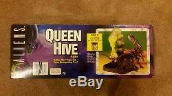 Aliens Queen Hive Playset MIB Sealed