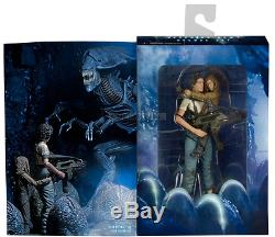 Aliens Ripley & Newt Deluxe Box NECA Action Figures 30th Anniversary 2 Pack