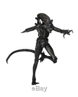 Aliens Series 5 7 Scale Action Figure Genocide Black Xenomorph NECA