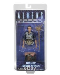 Aliens Series 5 7 Scale Action Figure Queen Attack Bishop NECA