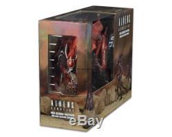 NECA Aliens Ultra Deluxe Boxed Genocide Red Queen Action Figure 51364