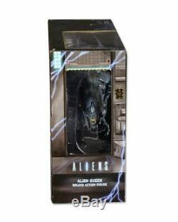 Aliens Ultra Deluxe Boxed Action Figure Xenomorph Alien Queen NECA IN BOX
