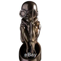 Aliens VS Predator Statue H. R. Giger Bust AVP Birth Machine Baby Bullet Figure