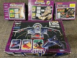Aliens Vs Predator Kenner Vehicles Lot