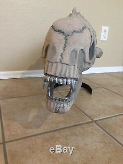 Aliens Xenomorph Foam Replica Alien Head Skull Life Size NECA 36 Inch RARE