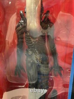 BIG CHAP Alien 1979 Movie 1/4 Scale 22 Action Figure Neca New In Box Huge