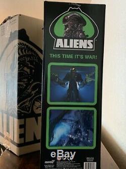 BRONZE! 18 Aliens Xenomorph Warrior Action Figure. MISB. 1-Day processing