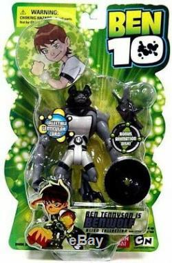 Ben 10 Alien Collection Series 1 Benwolf Action Figure