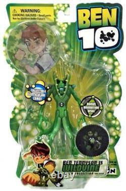 Ben 10 Alien Collection Series 1 WildVine Action Figure
