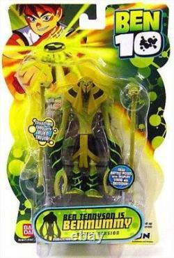 Ben 10 Alien Collection Series 2 BenMummy Action Figure Battle Version