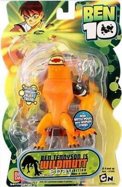 Ben 10 Alien Collection Series 2 Wildmutt Action Figure