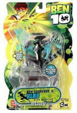 Ben 10 Alien Collection Series 2 XLR8 Action Figure