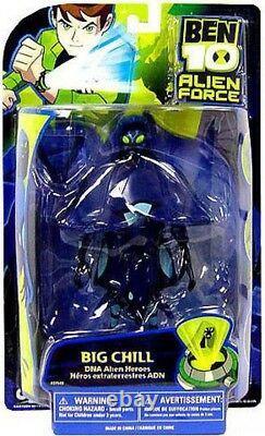 Ben 10 Alien Force DNA Alien Heroes Big Chill Action Figure