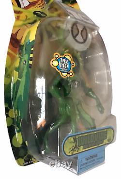 Ben 10 DNA Alien Heroes Wildvine 7 Action Figure NEW Bandai 2007 RARE Wild Vine