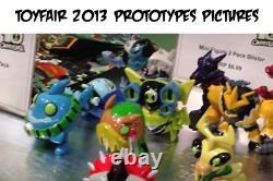 Ben 10 Omniverse Action Figure Lot- Factory Samples (YOU CHOOSE)