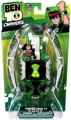 Ben 10 Omniverse Watch Omnitrix Touch V. 2 Roleplay Toy Version 2