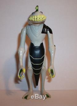 Ben 10 Ten Alien Force Action Figure Original Bandai 4 RipJaws