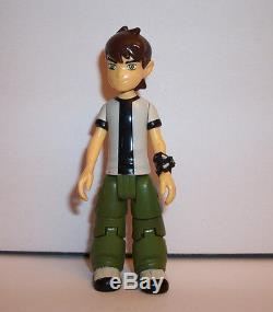 Ben 10 Ten Alien Force Action Figure Young Ben Original Bandai 4