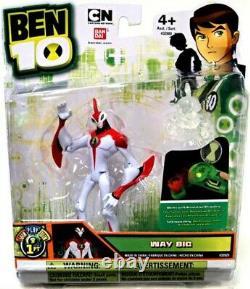 Ben 10 Ultimate Alien Way Big Action Figure