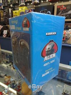 Big Chap Alien Medicom Kubrick 400% Vintage Kenner H. R. Giger Xenomorph