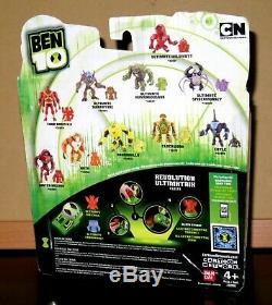 Cartoon Network Ben 10 Way Big Ultimate Alien Action Figure in Great Condition