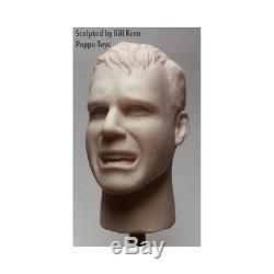 Custom 1/6 Scale BILL PAXTON Head Hudson Game Over ALIENS