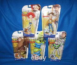 Disney Toy Story 3 Operation Escape Woody Jessie Bullseye Alien Buzz Lightyear