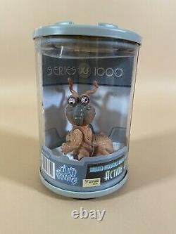 Disney World Parks Alien Encounter Action Figure Set Series Xs 1000 New! Sealed