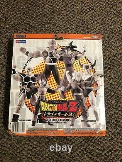 Dragon Ball Z Nappa & Vegeta Alien Invaders Jakks Pacific action figure