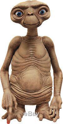 E. T. The Extra Terrestrial 3ft Stunt Puppet Prop Replica (NECA) #NEW