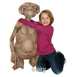 E. T. The Extra Terrestrial life size alien halloween Stunt Puppet Prop Replica