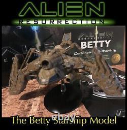 Eaglemoss Alien & Predator Collection Alien Resurrection Betty Ship Brand New