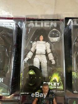 FOR THE ULTIMATE ALIEN COLLECTOR, Neca alien figure lot