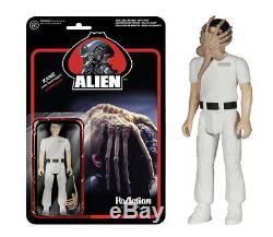 Funko Alien Reaction Facehugger Kane Retro Action Figure In Stock Now NEW 4424