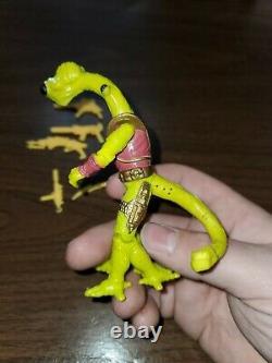 Gi Joe Star Brigade Aliens Lobotomaxx Action Figure Complete Hasbro 1994