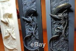 H. R Giger Alien Fossil Alien kaws bearbrick dunny popart funko supreme kidrobot