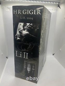 H. R. Giger Li II 2004 Sculpture McFarlane ALIEN Sealed NIB Limited Edition HR