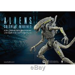 HIYA Colonial Marines Alien BOILER 3.75 Action Figure NIP Asia Exclsuive