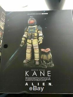 HOT TOYS ALIEN / ALIENS KANE 1/6 horror figure rare