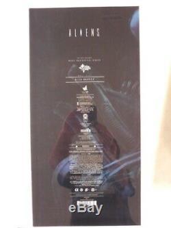 HOT TOYS ALIENS Movie ALIEN WARRIOR 1/6 Scale FIGURE SIDESHOW SEALED MIB AVP