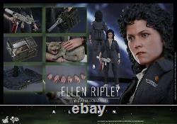 HOT TOYS MMS366 Alien Aliens Ellen Ripley Sigourney Weaver 1/6 FIGURE