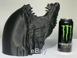 HR Giger Alien Xenomorph inspired 11 Alien Head Alien VS Predator Action Figure
