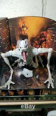 Hasbro Collector's Series Cloverfield Alien Commemorative Sculpture