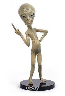 Head Play BAD ALIEN PAUL Best Comedy Movie Figure 22cm Figurine No Box